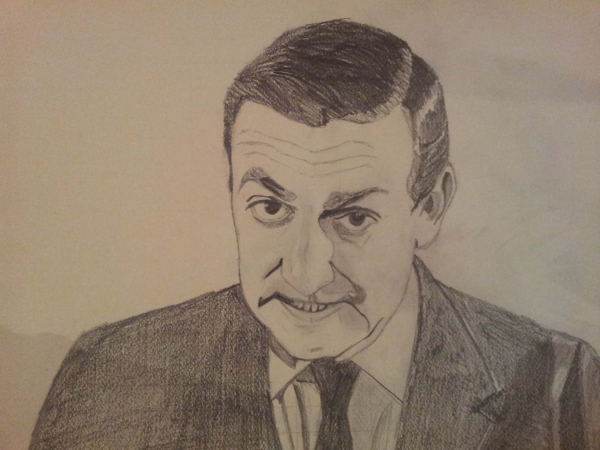 Lino Ventura by ISAIE